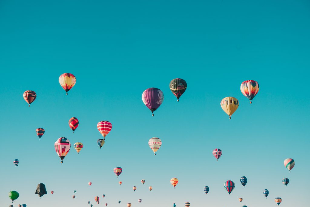 HawkSEM: new website seo - balloons