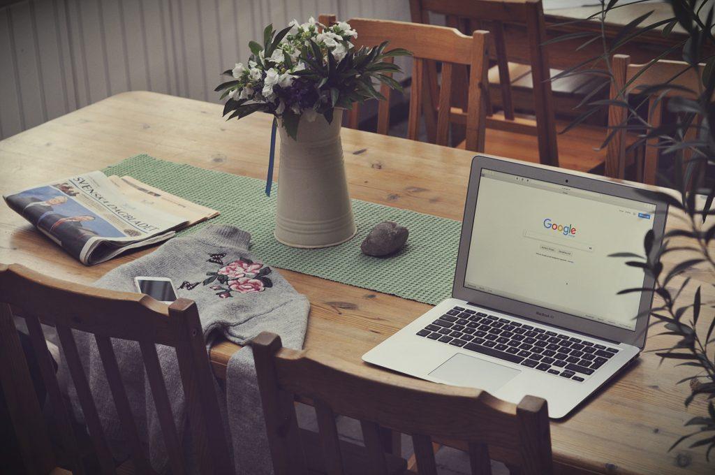 hawksem - google homepage