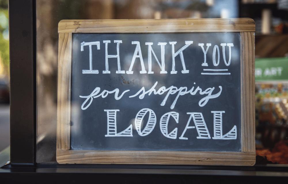 local business e-commerce