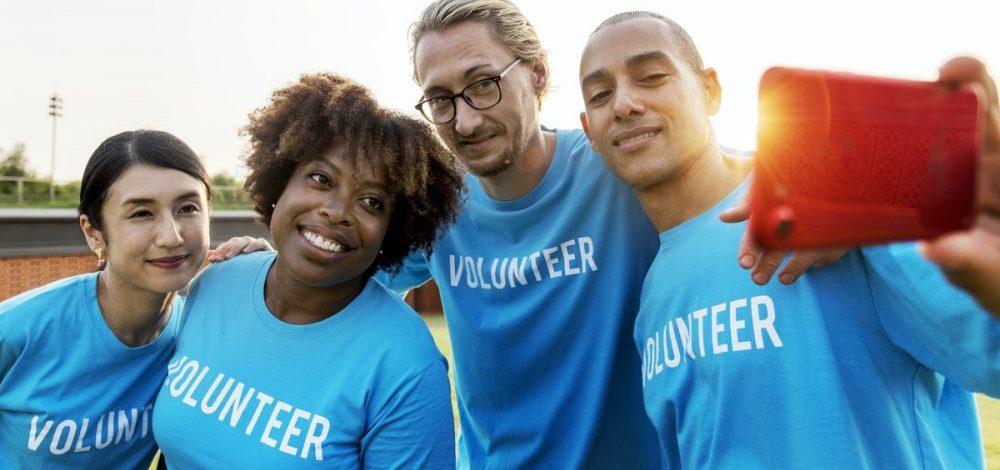 nonprofit team