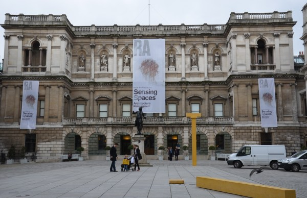 Royal Academy Of Arts In Burlington House Piccadilly Virtually London Literature And