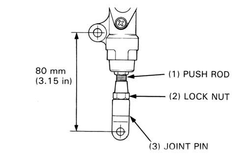 Honda NT650 service manual, section 14, Hydraulic Brakes