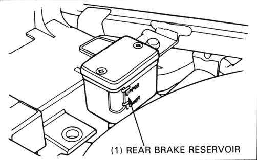 Honda NT650 service manual, section 3, Maintenance