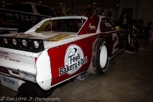 Tyler Hawn at Motorama Custom Car & Motorsport Expo 2019