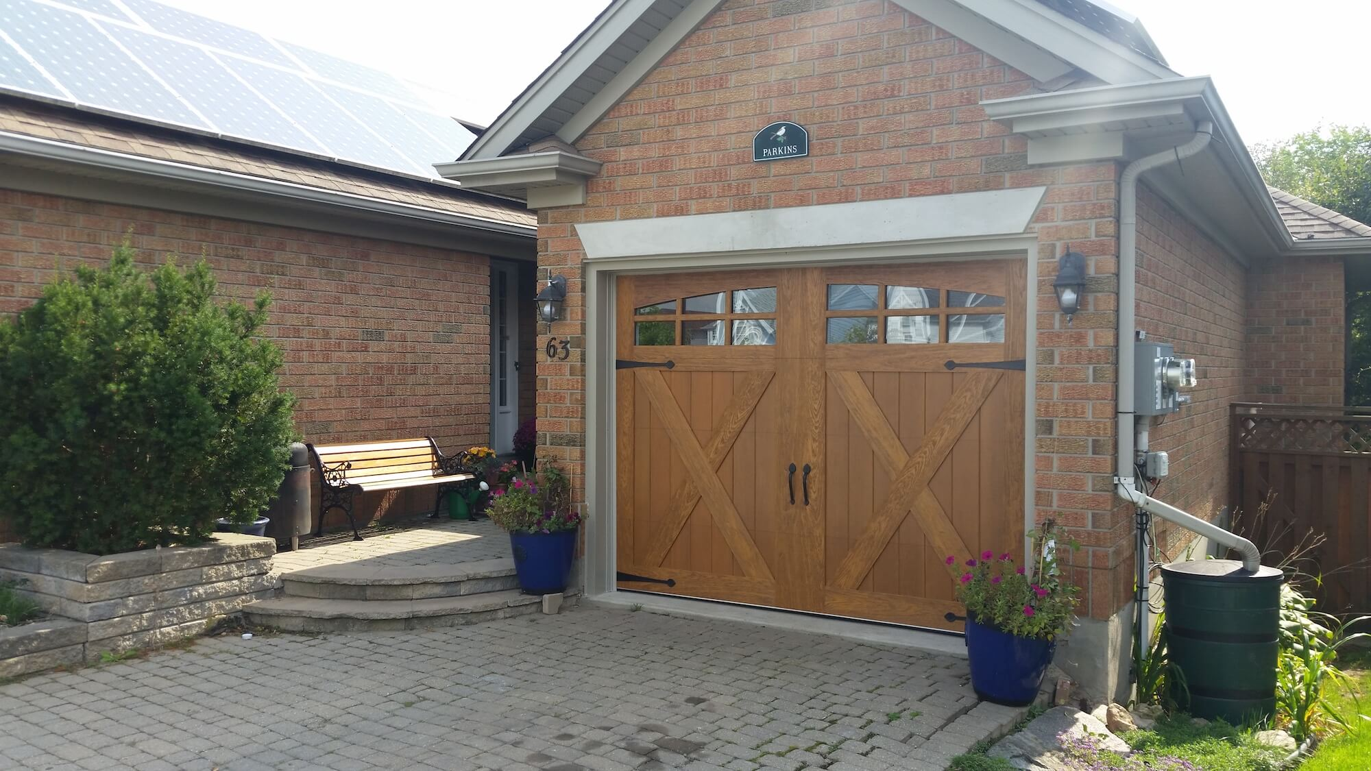 What Type of Garage Door Is Best For My Home  Haws Overhead Doors