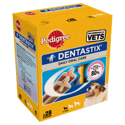 Pedigree dentastix special offers small 28