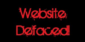 website-defaced