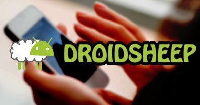 DroidSheep – Arp Spoofing APP for Android