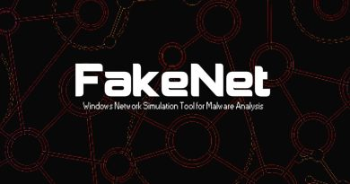 FakeNet – Windows Network Simulation Tool for Malware Analysis
