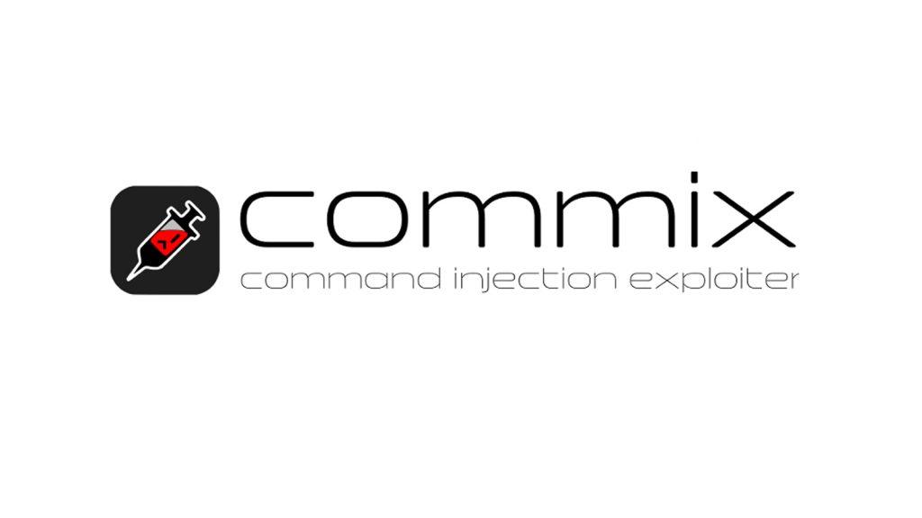 commix tool tutorial