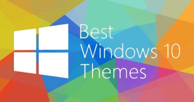 Top 10 Best Windows 10 Themes 2018