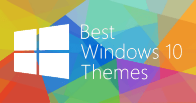 Top 10 Best Windows 10 Themes 2018
