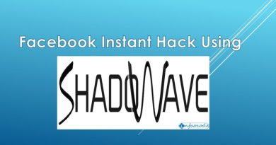 How To Hack Any Facebook Account Using Shadowave