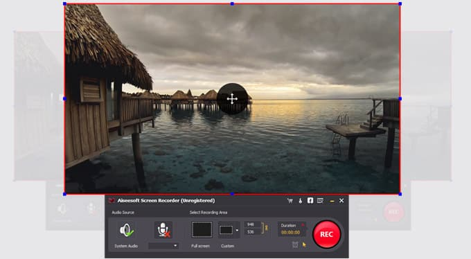 Aiseesoft Screen Recorder 2.0.16 With Crack Full Version
