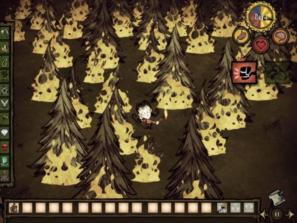 Don't Starve Pocket Edition V1.0.4 Cracked APK + OBB [Latest]