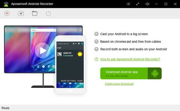 Apowersoft Android Recorder 1.1.4 Crack Full Version [Latest]