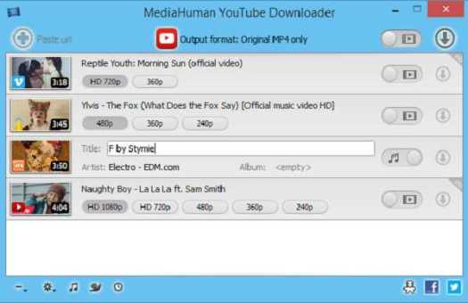 MediaHuman YouTube Downloader Keygen