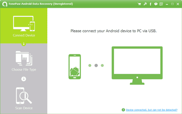 FonePaw Android Data Recovery 2.6.0 Crack Full Version