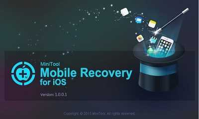 MiniTool Mobile Recovery for iOS 1.4.0.1 Serial Key Full Version