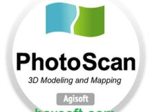 Agisoft PhotoScan 2022 Crack