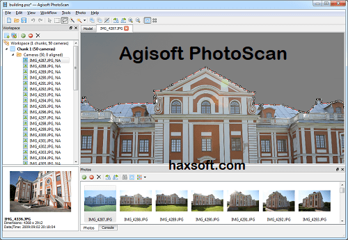 agisoft photoscan Cracked 2020