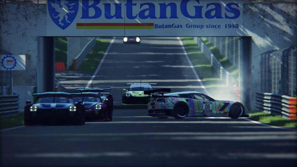 Monza crash
