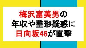 日向坂46 ひなちょい 梅沢富美男