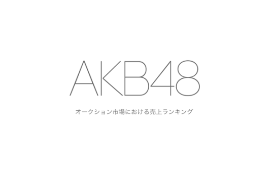 Akb48 auction 201205261705