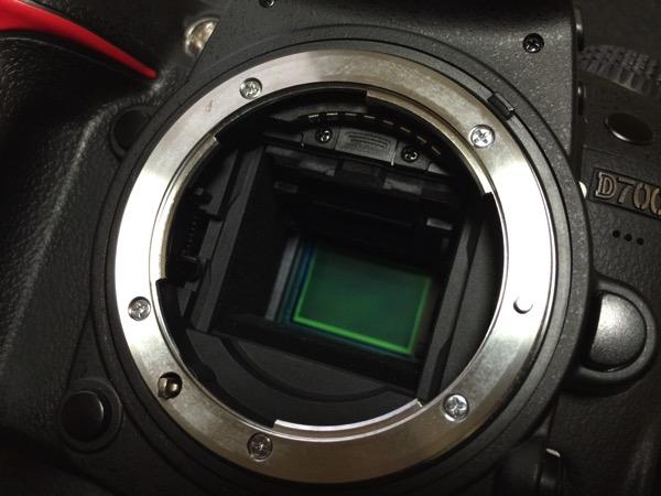 D7000 imagesensor