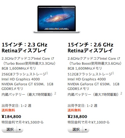 Macbook retina 20120721