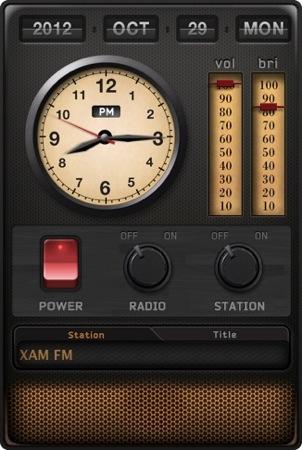 Radio clock 20121029 2