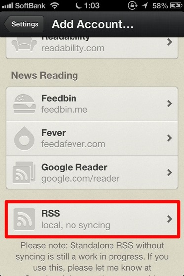 Reeder for iphone inport google 20130504 2