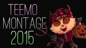 悪魔のTeemo Montageがむっちゃおもしろいぞ!