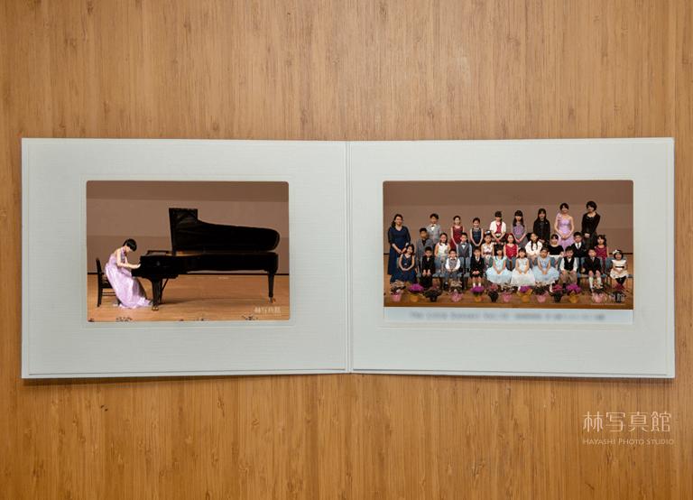 ライブ・コンサート ピアノ発表会 | 林写真館