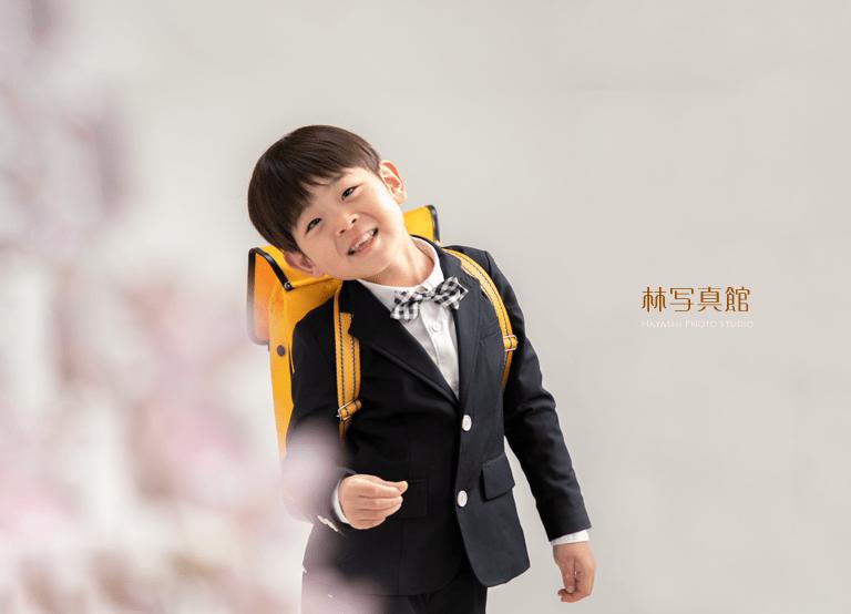ご入学記念写真 | 桜