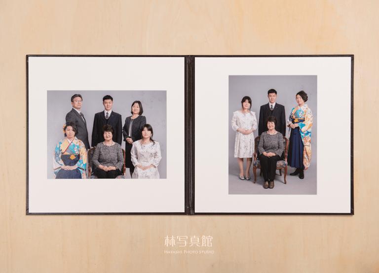 ご卒業記念写真 | 茶台紙