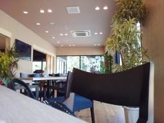 夢の里やながわ本店 カフェスペース