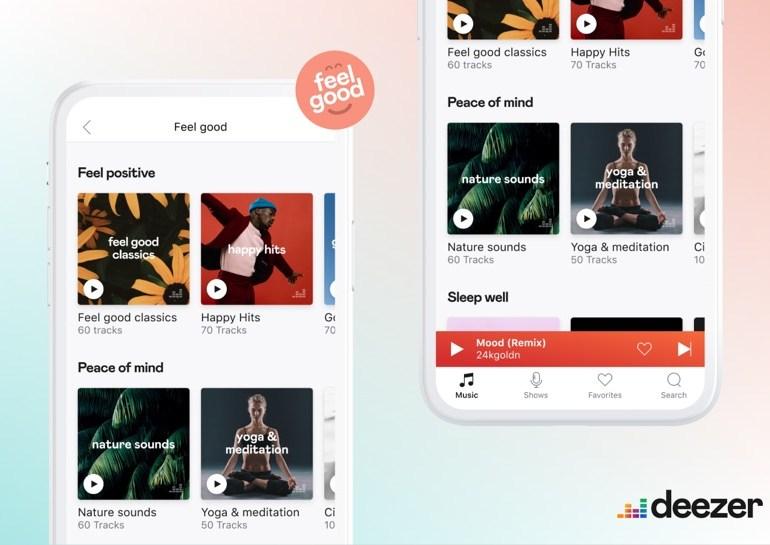 Müzik dinleme uygulaması Deezer, İyi Hisset adlı kanalı ile pozitif yaşamı teşvik ediyor