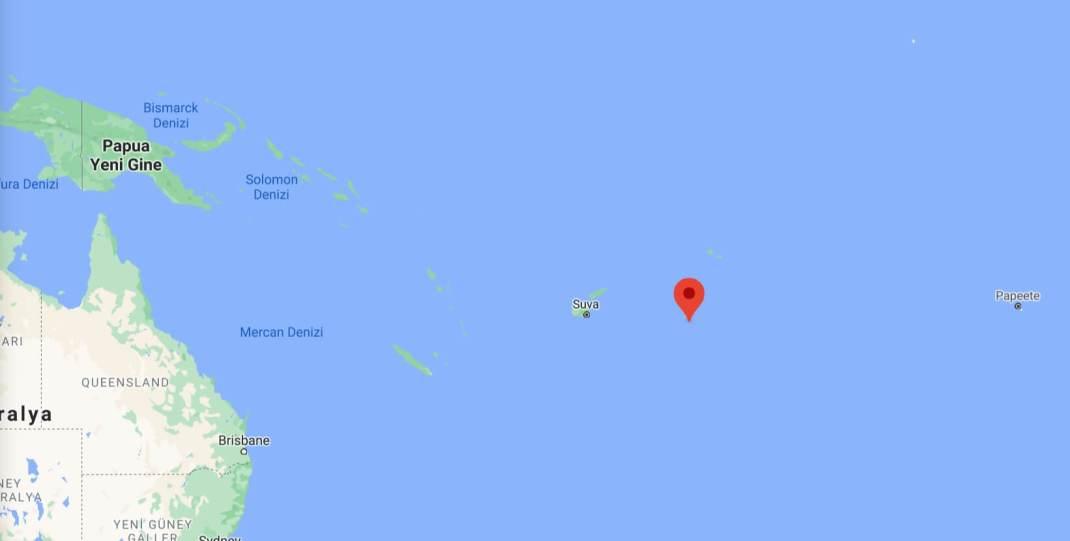 vavau adası