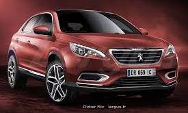 Peugeot 3008 Premier SUV sacré «Voiture de l'année» dans l'histoire