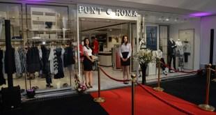 PUNT ROMA, enseigne de prêt-à-porter arrive enfin au Maroc et s'installe à Casablanca !