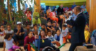 La Fondation Noufissa Pharma 5 offre un nouveau rayon de soleil pour les enfants du Centre Hospitalier Noor de Casablanca