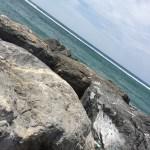 ギリッギリの崖っ淵