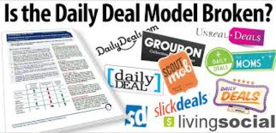 Daily Deal Marketing