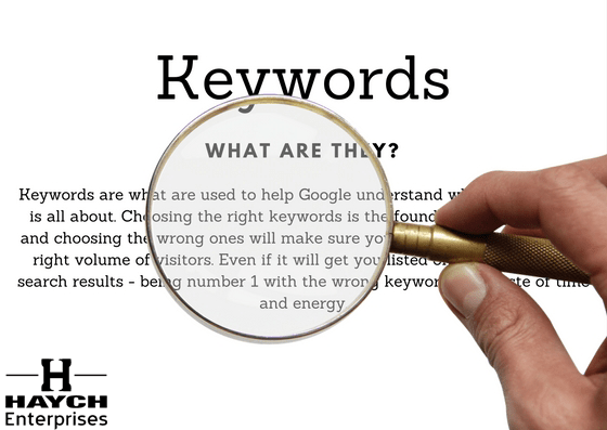 SEO hacks Keywords