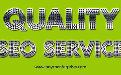 Quality SEO Service