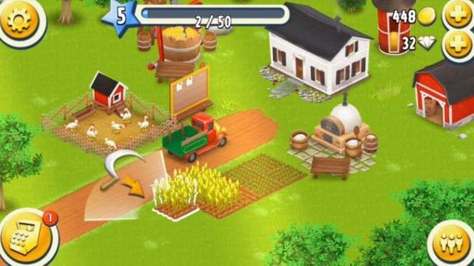 Hay Day on PC