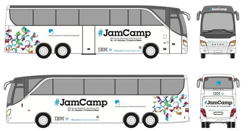 JamCamp Bus