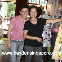 Shopping at HAYDEN - Julia Nickson & Steph Song