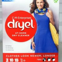 DRYEL - The best way to clean your special care clothes!